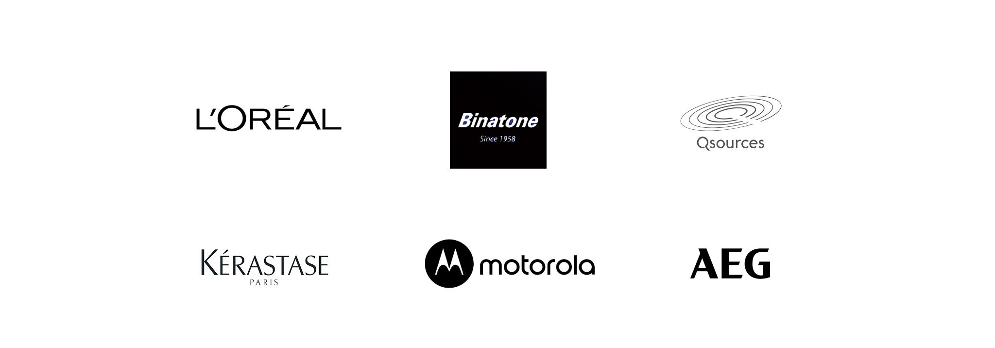 logos bedrijven